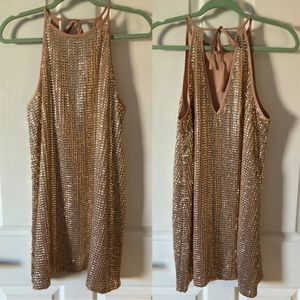 Sequin Party/Holiday Dress